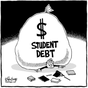 Student Loan Debt is not Currently Dischargeable in Bankruptcy